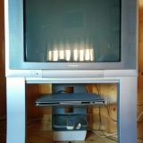 """Televizor CRT Panasonic tub 29"""" Quintrix 100 Hz."""
