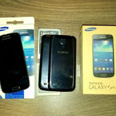 Telefon mobil Samsung Galaxy S4 Mini, Negru, Neblocat, Single SIM - Samsung Galaxy S4 Mini (GT-I9195) 8GB + BONUSURI