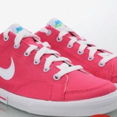 Tenisi NIKE CAPRI LACE - Tenisi dama Nike, Marime: 38, 38.5, Culoare: Roz, Textil