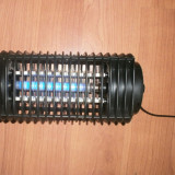 Aparat electric anti tantari cu lampa UV