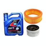 PACHET REVIZIE Logan /MCV / Sandero 1.4 - 1.6 - FILTRE + ULEI ELF - Kit distributie, Dacia