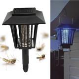 LAMPA SOLARA DE GRADINA ANTI-INSECTE