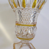 VAZA DIN CRISTAL-deosebita.vintage - Vaza sticla