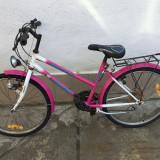 9 Bicicleta treisfert taifun second-hand, germania. r24 - Mountain Bike, 16 inch, Numar viteze: 18