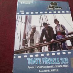 FILM DVD TOATE PANZELE SUS EP 1 2 - Film serial Altele, Actiune, Romana