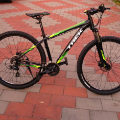 Bicicleta TREK Alpha:MARLIN6(29x2.20) nu ghost, merida, trek, giant, scott, focus, ktm - Mountain Bike Trek, 17 inch, Numar viteze: 24