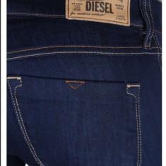 Blugi Diesel 26 - Blugi dama Diesel, Culoare: Bleumarin