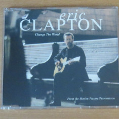 Eric Clapton - Change The World (CD Single) - Muzica Blues warner