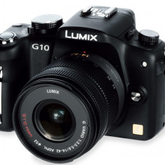 Mirrorless DSLR Panasonic Lumix DMC G-10K - KIT - Aparat Foto Mirrorless Panasonic