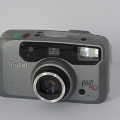 Rollei Prego 90 VarioApogon 28-90mm HFT Makro Rollei Fototechnic Germany - Aparat Foto cu Film Rollei