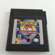Pokemon Trading Card Game Nintendo Game Boy clasic joc disketa caseta discheta - Jocuri Game Boy