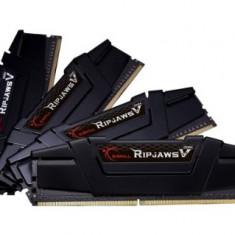 Memorie G.Skill Ripjaws V, DDR4, 4 x 8 GB, 3400 MHz, CL16, kit - Memorie RAM
