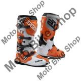 MBS Cizme motocross TCX Pro 2.1 Professional, alb/portocaliu, 47, Cod Produs: XS9622WO47AU