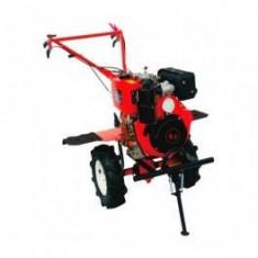 Rotakt Motocultor ROG135, 10CP, Diesel, roti 5,00-12, priza de putere