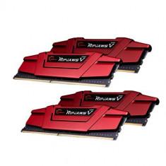 Memorie G.Skill Ripjaws V, DDR4, 64 GB, 3000 MHz, CL14, kit - Memorie RAM