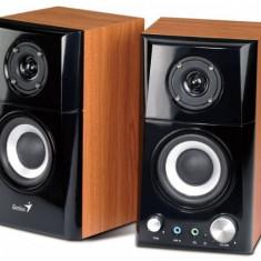 Boxe Genius SP-HF500A - Sistem 2.0, 14W RMS - Boxe PC