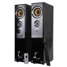 Intex SISTEM AUDIO KARAOKE IT11500 FM/SD/USB INTEX, 60dB, negru - Echipament karaoke