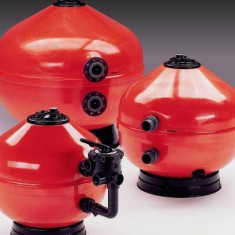 Astra Pool Filtru piscina Volcano Side D900 cu vana multiport inclusa