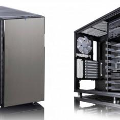 Carcasa Fractal Design Define R5, Middle Tower, gri, fara sursa - Carcasa PC