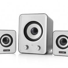 Boxe Logic LS-20 Alb [ 2.1 stereo ] - Boxe PC