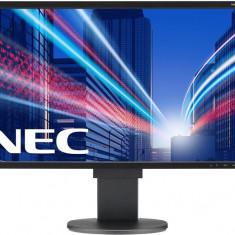 Monitor LED NEC MultiSync EA244WMi, 16:10, 24 inch, 6 ms, negru