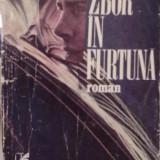 Ionel Sandulescu - Zbor in furtuna (Vol.1) - Carte de aventura