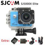 Original SJCAM SJ5000X SJ5000 Elite Gyro Hifi Hotspot, FullHD 2k 4K +CADOU