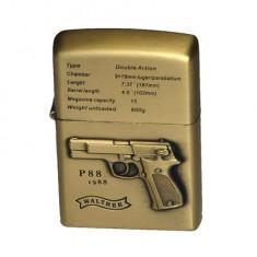 Bricheta Zippo - pistol - Walther - P 88
