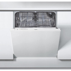 Masina de spalat vase incorporabila Whirlpool WIE 2B19, 6 programe, 13 seturi, Clasa A+, 60 cm
