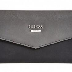 Guess Davison SLG portofel dama nou 100% original. 3 culori. Livrare rapida., Culoare: Bej, Bleumarin, Negru, Clasic