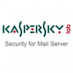 Antivirus Kaspersky Security for Mail Server EEMEA Edition 50 - 99 MailAddress 3 ani Educational Renewal License