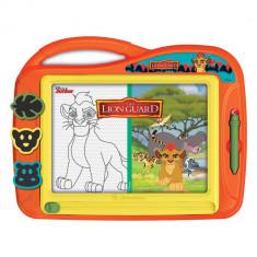 TABLA MAGNETICA MARE - LION GUARD Clementoni CL15141 - Jocuri arta si creatie