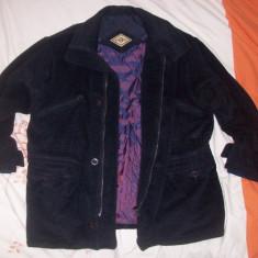 Palton Mantou barbatesc Hugo Boss casmir - Geaca barbati Hugo Boss, Marime: XL, Culoare: Negru