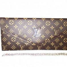 Plic dama Louis Vuitton+CADOU - Geanta Dama, Culoare: Din imagine, Marime: Medie