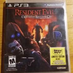 PS3 Resident evil Operation Raccoon city - joc original by WADDER - Jocuri PS3 Capcom, Shooting, 16+, Single player