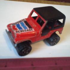 Bnk jc Majorette - Jeep Renegade - Macheta auto