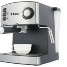 ESPRESSOR Zass ZEM 04, 850w, 15 bari, 1.6 litri - Espressor automat