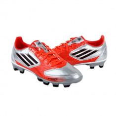Ghete de Fotbal F50 Platinum V21320 - Ghete fotbal Adidas, Marime: 42 2/3, 44 2/3