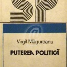 Puterea politica (Natura si functia sa sociala) - Carte Politica