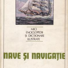 Ion A. Manoliu - Nave si navigatie - 676769 - Enciclopedie