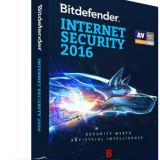BitDefender Licenta antivirus Internet Security 2016, renew, 1 an, 1 calculator, retail