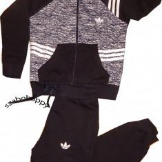 Trening Adidas pentru copii., Marime: S, M, XXL, Culoare: Negru, Unisex