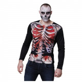 Bluza Cadavru Fotorealist M/L - Carnaval24