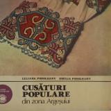 Liliana Podoleanu, Emilia Podoleanu - Cusaturi populare din zona Argesului - Carte Arta populara