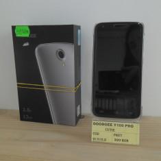 Doogee y100 pro (LAG) - Telefon mobil Dual SIM Doogee, Gri, 1GB, Neblocat, Dual SIM, Fara procesor