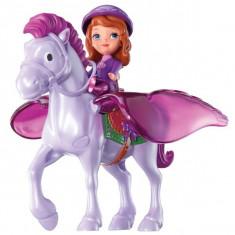 Papusa Printesa Sofia Intai si Minimus Y6651 Mattel