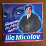 Ilie Micolov - Dragoste la prima vedere - vinil - Muzica Pop electrecord