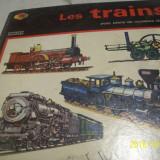 Les trains- r. bucknall--f. dumont- 1972 -l. franceza