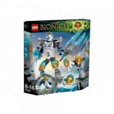 Kopaka si Melum - Set unitate 71311 Bionicle LEGO - LEGO Bionicle