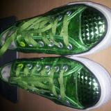 4 perechi de adidasi transport gratis prin posta romana - Adidasi dama Kappa, Marime: 38 2/3, Culoare: Alb